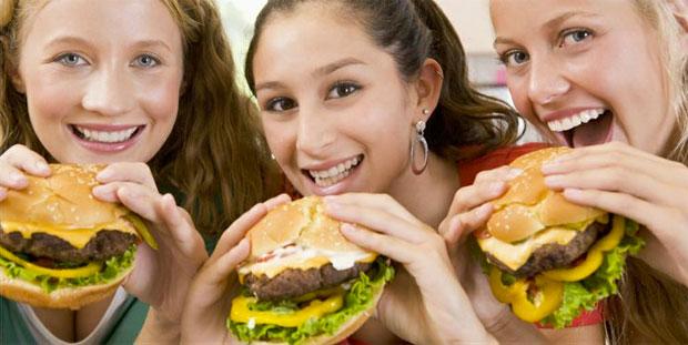 burger girls