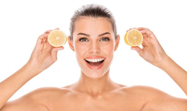lemon scrub