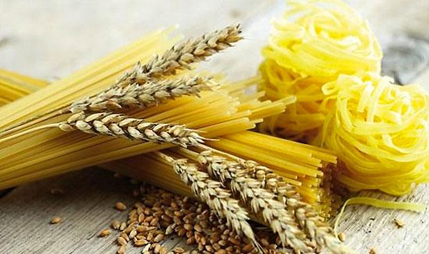 suji and pasta