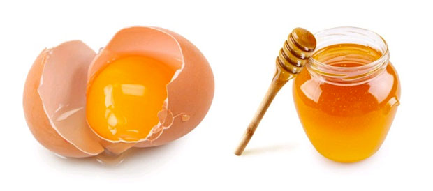 egg and honey shampoo
