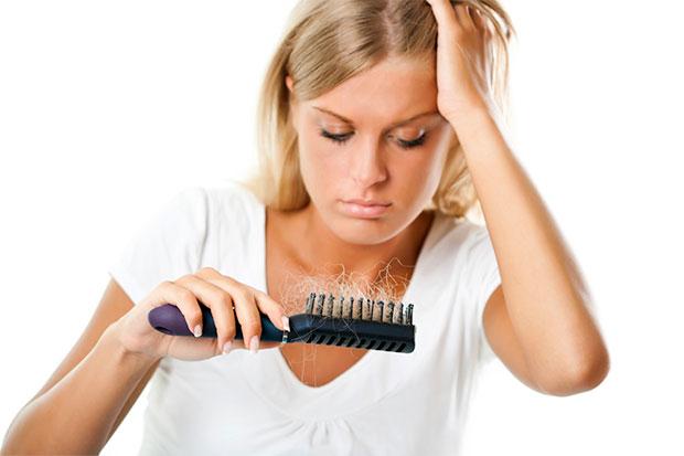 hair loss from break