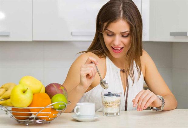 eating less portion