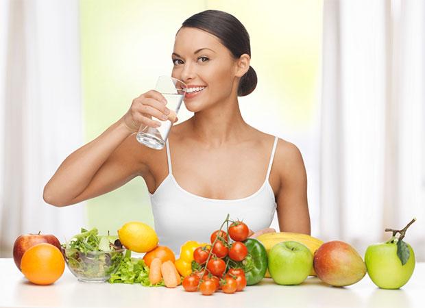 warn water digestion