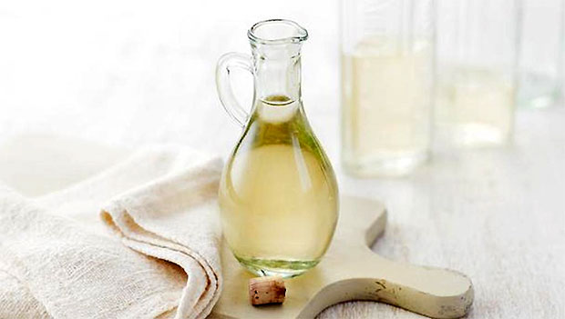 diluted vinegar