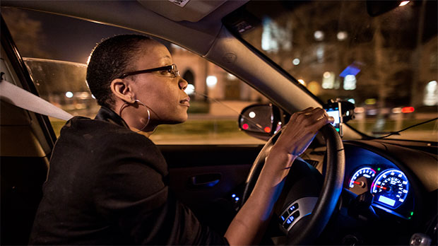 driving focus