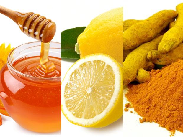 honey lemon turmeric