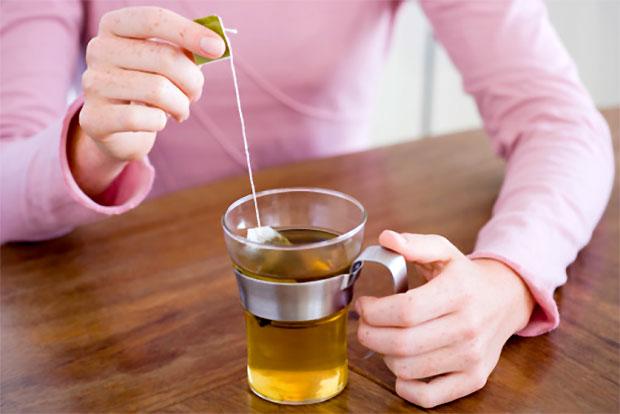 teabag solution