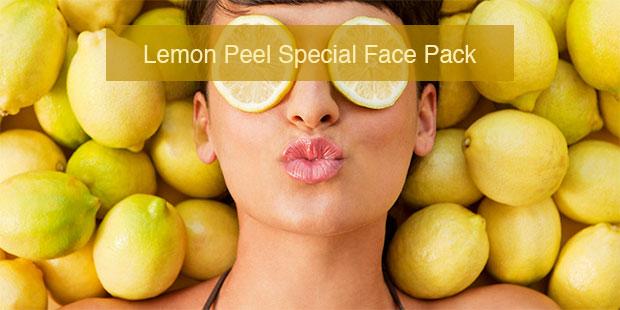 lemon peel special