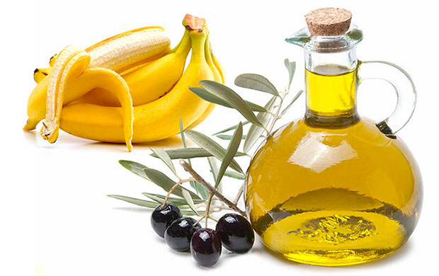 Olive Oil and Banana