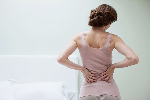backaches before pregnancy