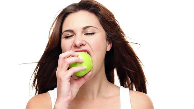 Uric acid apples