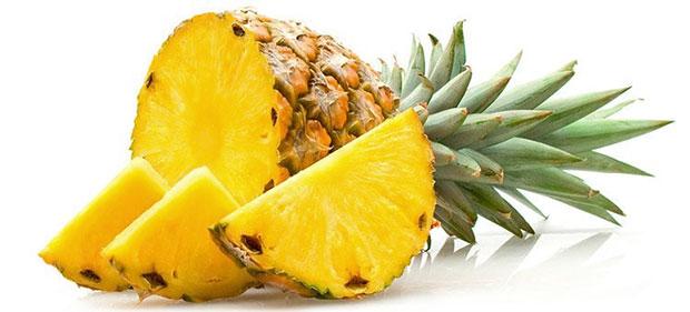 pineapple caution
