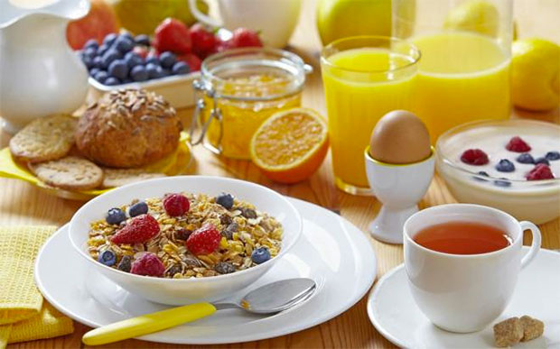 protein rich breakfast